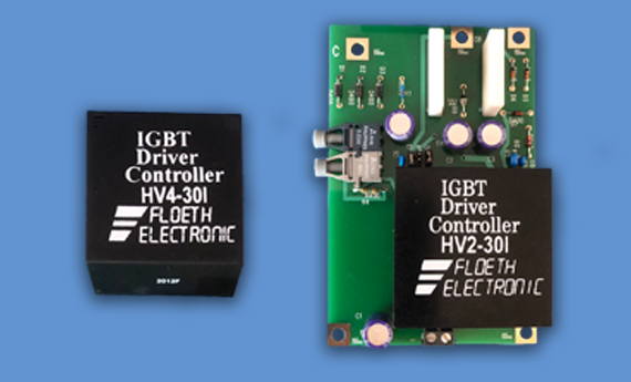 IGBT Auxiliary DC DC Converter